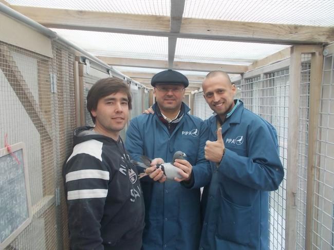 Yannick , Florea Sorin and Dinu Mihai