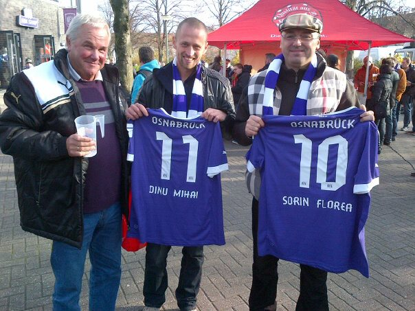 Visiting Klaus Stieneker – a well-known name in Germany;