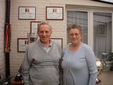 Marcel & Mrs. Celine Aelbrecht