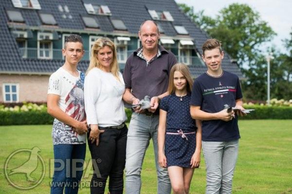familia pieter Veenstra