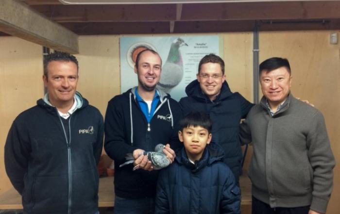 PEC-Team, Bart Geerinckx, Kaier & Son Leo